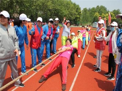 阳光健康 文明实践 城阳街道城阳村社区第三届居民运动会圆满成功