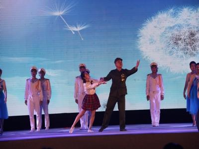 社区荣获城阳区第六届广场舞电视大赛决赛三等奖