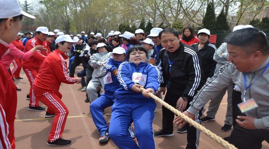 阳光健康 和谐共享——城阳街道城阳村社区第二届居民运动会圆满成功